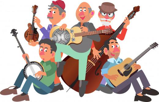 Choose an instrument.