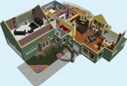3D Software For Home Design - 3D Model