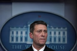 Ronny Jackson, Adviser to President Donald Trump, Runs for Congress