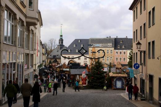 Annaberg Weihnachtsmarkt