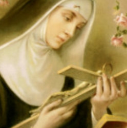 Saint Rita of Cascia ~ Impossible Is Nothing