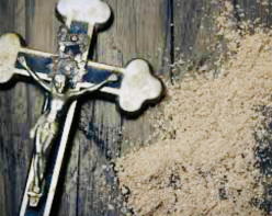 """Of Dusty Wayfarers, Gloomy Hypocrites and the """"Continuous Lent"""""""