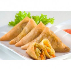 Satisfy Your Craving! Delightful Cabbage and Carrot Samoosas