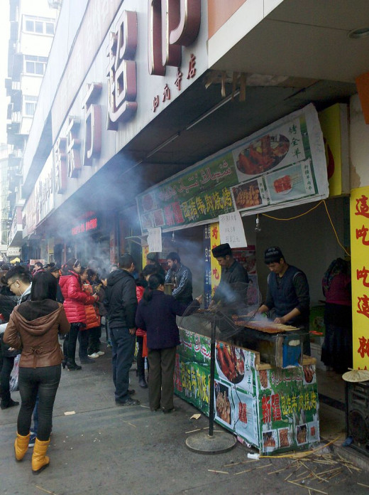"""For years, so-called Chinese """"wet markets"""" have caused much concern among health officials, as places of disease infection."""