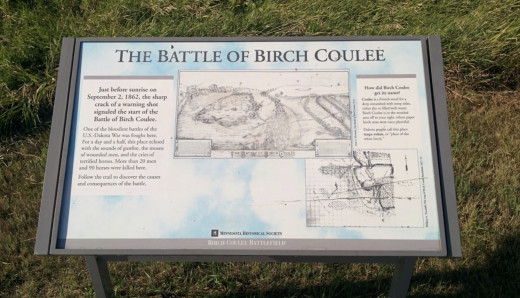 Diagram of the battlefield.