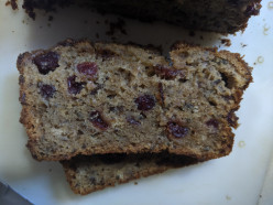 Cranberry and Wild Rice Sweet Bread