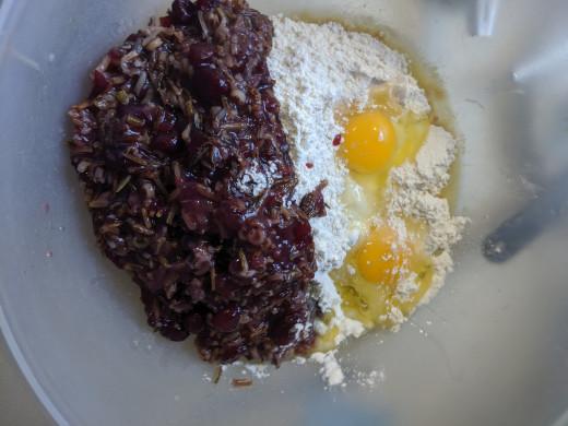 Opposite eggs