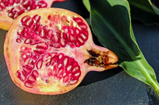 Pomegranate Vitamin C