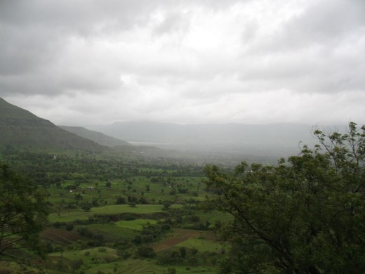 Mahabaleshwar Natural Beauty