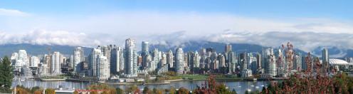 Vancouver horizon