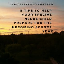 8 Tips to Preparing Your Autistic Child for the New School Yer