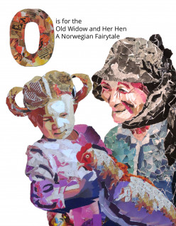 The Old Widow and Her Daughters, A Norwegian Folktale