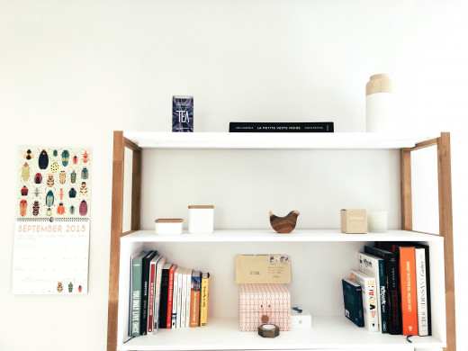 Decluttering doesn't require you to get rid of your keepsakes. However, you can curate what's most important you.