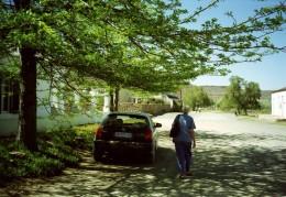A quiet street in Nieu Bethesda