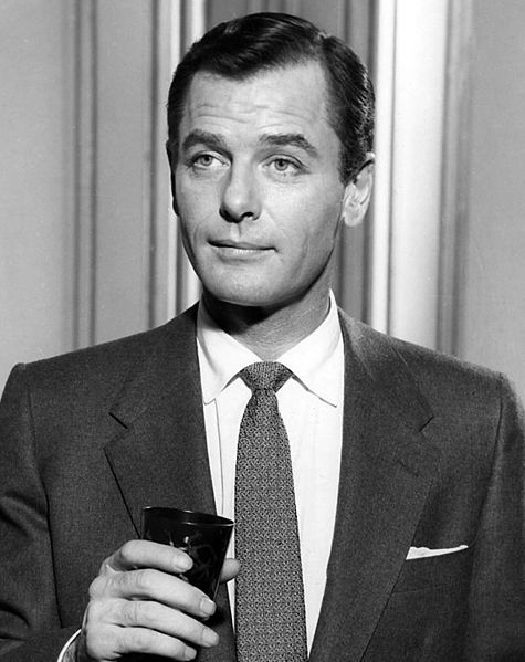 Gig Young publicity shot for Oh men O h Women