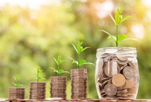 Transfer money to your saving account