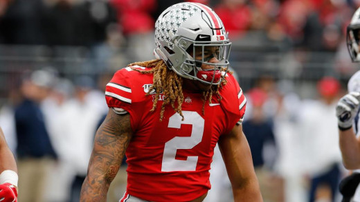 Chase Young, DE, Ohio State