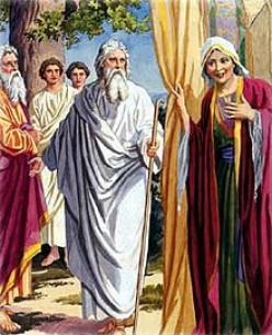 Sarah the Woman of God