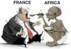 The Luxury of France's Economic Slavery in Africa – a Civilized & Globalized World: