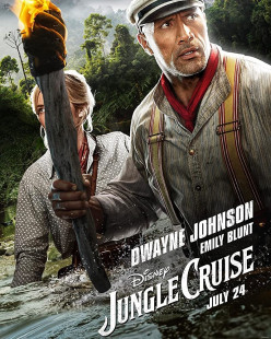 Trailer Review - Jungle Cruise