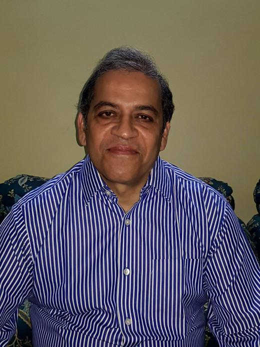 Thats me Ajay Minocha - from India.