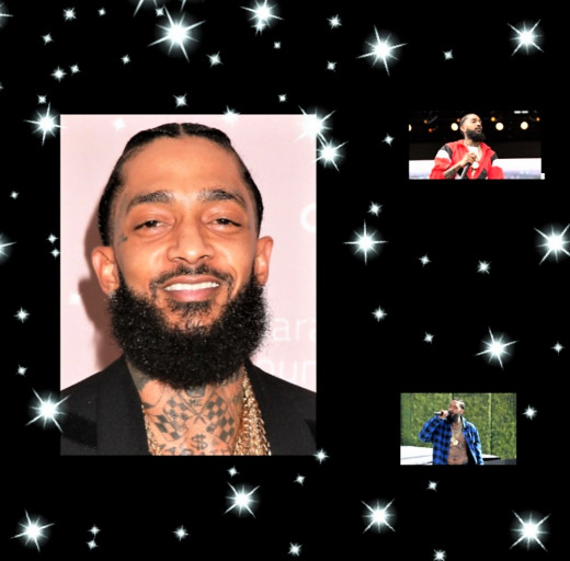 Nipsey Hussle was born August 15, 1985 and he died March 19, 2019