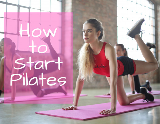 How to get started doing Pilates classes.