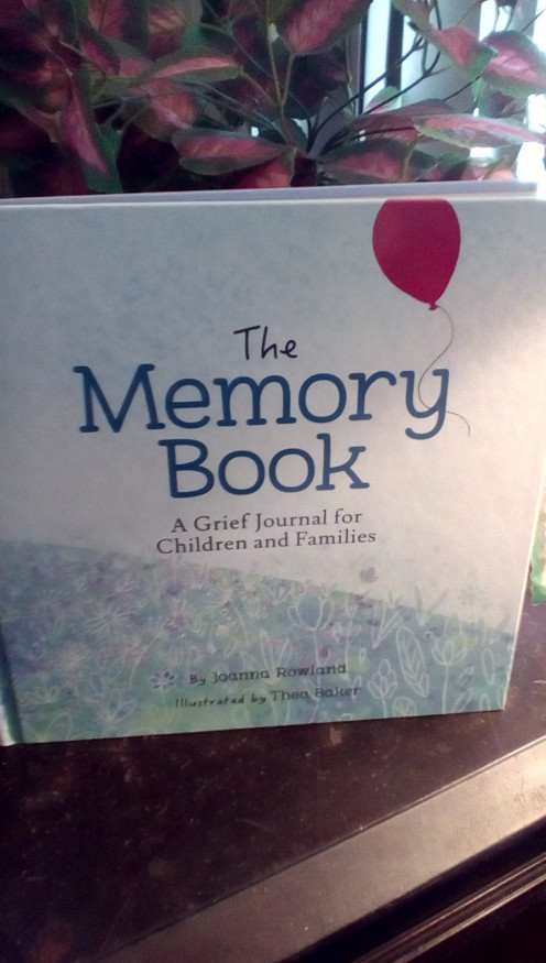 A great tool for beginning a discussion with children about grief and loss