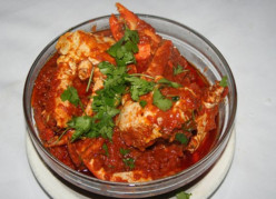 Delicious Mouth-Watering Crab Curry