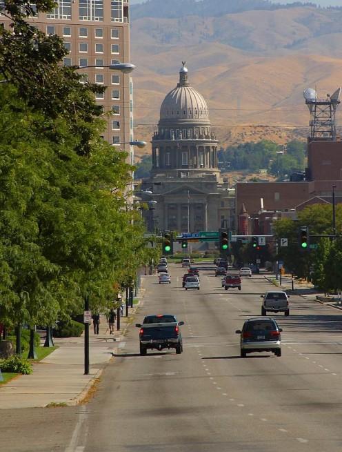 State Capital Boise