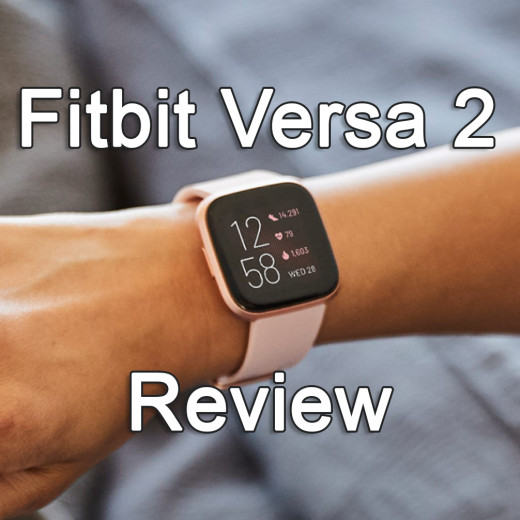 A Review of the Fitbit Versa 2