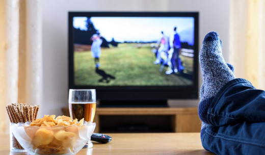 Stuck at home watching the tube?  Here are some suggestions