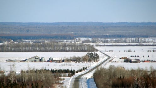 Casey Township (Development Road), Ontario, Canada