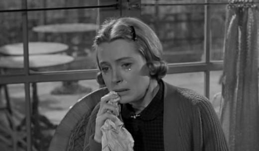 Sybil heartbroken over the major