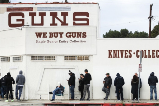 """""""Ammo.com"""" sales have increased by 68% since the beginning of the """"Corona"""" crisis in the United States."""