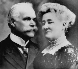 Alphonse & Dorimène Desjardins (circa 1916)