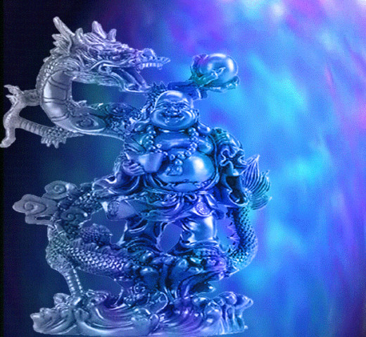 The Ruler and the Spirit of the Universe