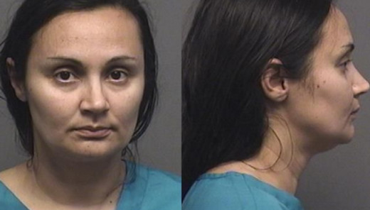 Letecia Stauch is arrested for the murder of her stepson Gannon Stauch on March 2, 2020.