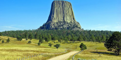 The Majestic, Mystical Devils Tower