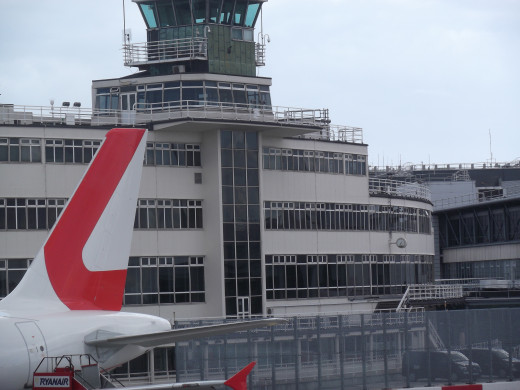 ....the old terminal!
