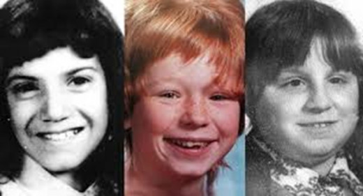 Carmen Colon (left), Wanda Walkowicz (middle), and Michelle Maenza (right), are all victims of a serial killer in Rochester, New York.
