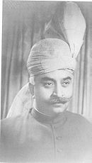 Nawab of Kalabagh know for his MBWA Style