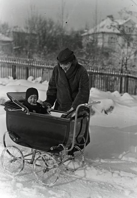 Photo: Fortepan / PÉTER RÉVAY donor (1934)