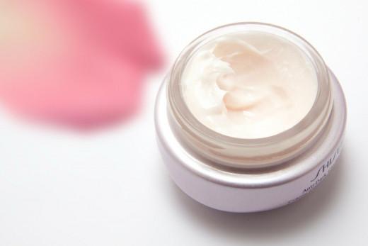 Eye cream prevents dark circles.