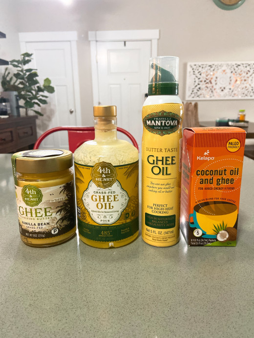 I use ghee mostly in the cooking but, did you know you can add ghee into coffee and tea as well? Nowadays, ghee is a substantial ingredient in my kitchen.
