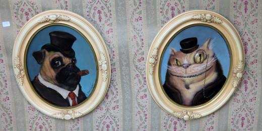 Paintings by Vladimir Ovtcharov