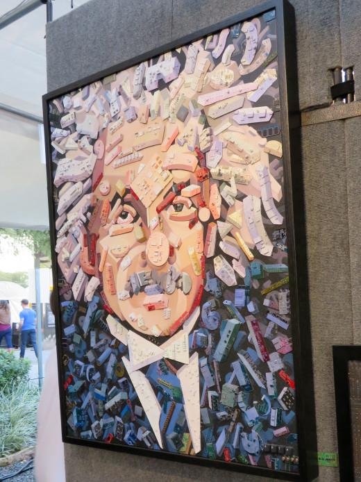 Einstein by Gregory Arth