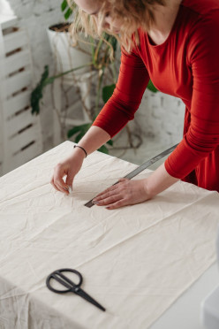 How to Make An Alternative Padded Work Area for Sewing