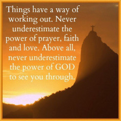 The Power of Prayer and Miracles