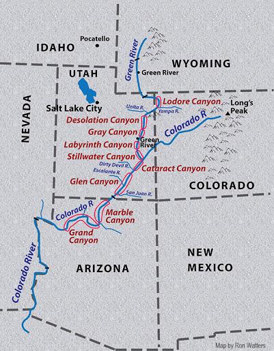 Grand Canyon-Colorado River